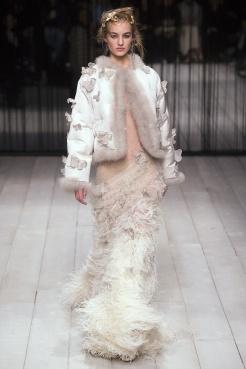 fashion week londres automne hiver 2016 2017 - Alexander McQueen (12)