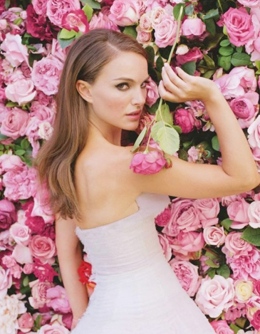 Natalie Portman est l'égérie actuelle du parfum Miss Dior.