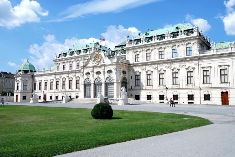 Vienne-Autriche-belvedere
