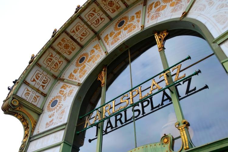 Vienne-Autriche-Karlsplatz