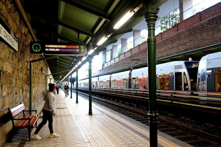 Vienne-Autriche-metro