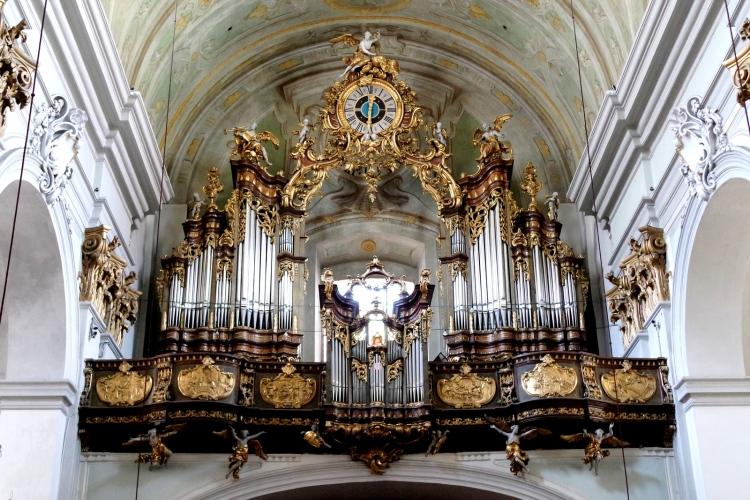 Vienne-Autriche-orgue
