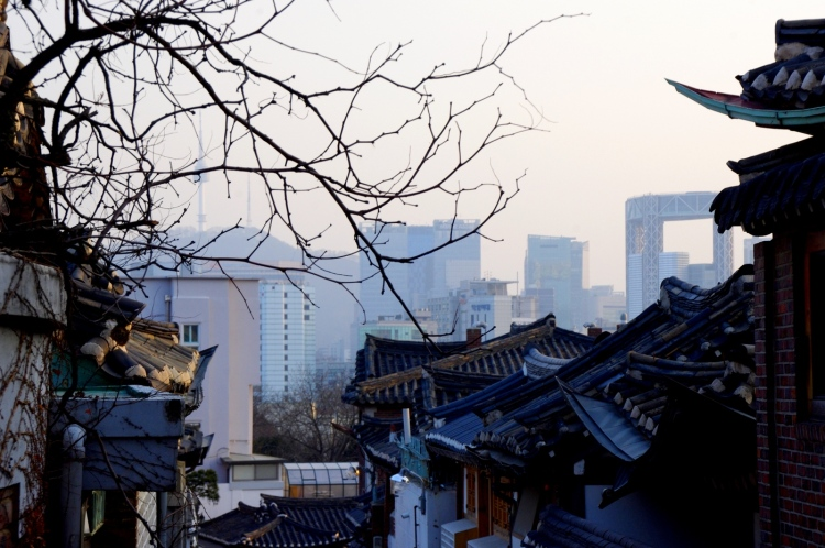 bukchon-seoul