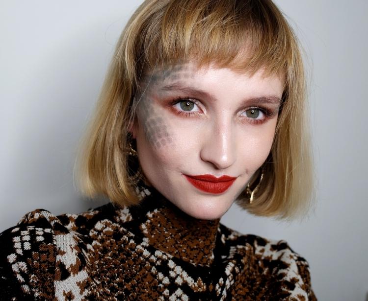 halloween-makeup-nagini